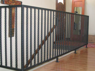 Other Services Include: Custom Iron Gates